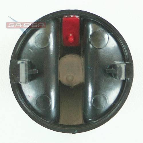Botão D Ar Palio Strada Siena G2 Condicionado Luz Laranja  - Gabisa Online Com Imp Exp de Peças Ltda - ME