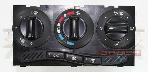 Comando Controle D Ar Condicionado Painel Mercedes Classe A  - Gabisa Online Com Imp Exp de Peças Ltda - ME
