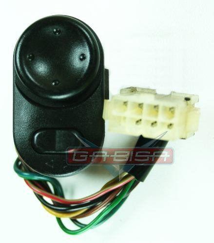 Botão Interruptor Daewoo Espero 95 Á 97 NT D Retrovisor  - Gabisa Online Com Imp Exp de Peças Ltda - ME