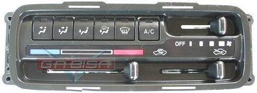 Comando Controle D Ar Condicionado D Painel P Gm Tracker Tds  - Gabisa Online Com Imp Exp de Peças Ltda - ME