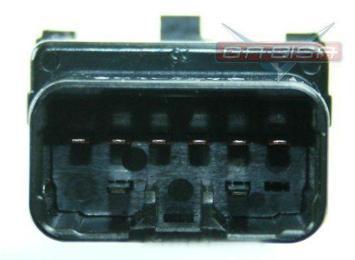 Botão Interruptor Toyota Hilux Sw4 97 01 D Pisca Alerta  - Gabisa Online Com Imp Exp de Peças Ltda - ME