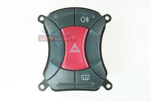 Botão D Alerta Fiat Doblo 03 Neblina Desembaçador D Painel  - Gabisa Online Com Imp Exp de Peças Ltda - ME