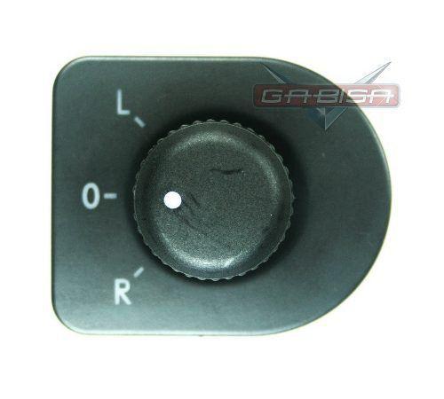 Botão D Retrovisor Vw Golf 99 07 Elétrico 1j1959565d 6 Pinos  - Gabisa Online Com Imp Exp de Peças Ltda - ME