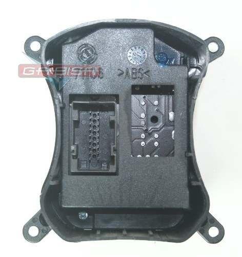 Botão Alerta Fiat Doblo 012 013 Milha Neblina Desembaçador  - Gabisa Online Com Imp Exp de Peças Ltda - ME