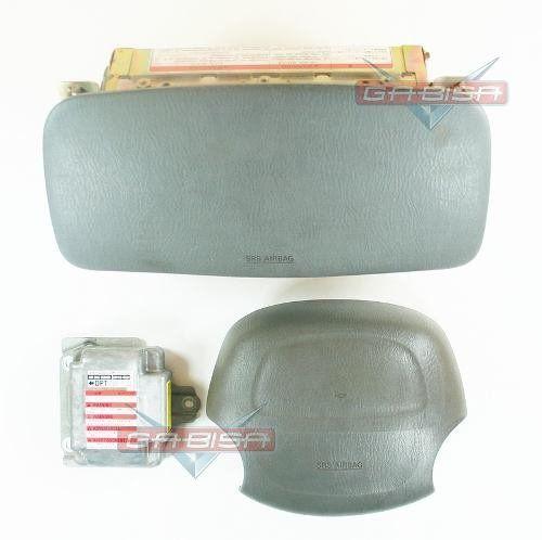 Kit Air Bag Modulo Bolsas P Tracker de 2001 á 2010  - Gabisa Online Com Imp Exp de Peças Ltda - ME
