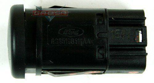 Botão Abertura Porta Malas 6s6519b514aa Fiesta Ecosport 03 08  - Gabisa Online Com Imp Exp de Peças Ltda - ME