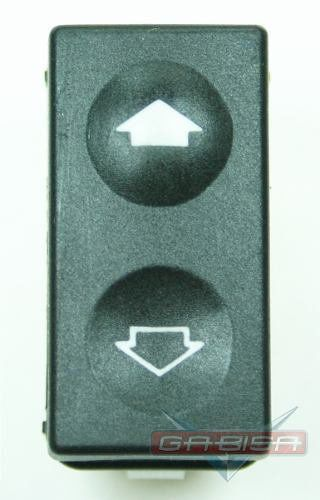 Botão Interruptor Bmw 318 325 E36 93 96 D Vidro 1387388  - Gabisa Online Com Imp Exp de Peças Ltda - ME