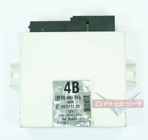 Modulo Central D Vidro Eletrico 93380343 P Gm Astra Zafira  - Gabisa Online Com Imp Exp de Peças Ltda - ME