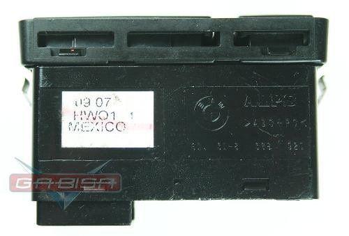 Botão Int Bmw 325i 328i De Trava E Pisca Alerta Do Painel  - Gabisa Online Com Imp Exp de Peças Ltda - ME