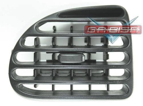 Difusor De Ar Central Esquerdo Do Painel Para Peugeot 206  - Gabisa Online Com Imp Exp de Peças Ltda - ME