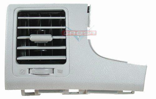 Difusor De Ar Lateral Esquerdo D  Painel P Corolla 09 Á 2012  - Gabisa Online Com Imp Exp de Peças Ltda - ME