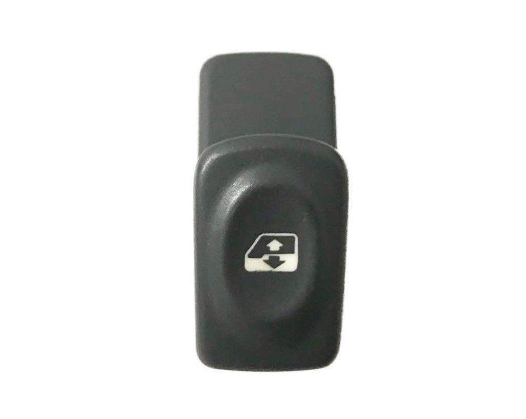 Botão De Vidro Elétrico 7700838101 421120h Renault Clio Kangoo 03 06  - Gabisa Online Com Imp Exp de Peças Ltda - ME
