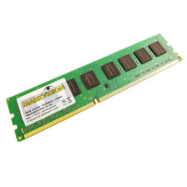 Memoria Ddr3 4096mb 1333 Markvision