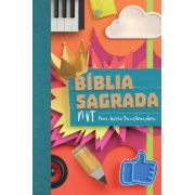 Bíblia NVT - Colagem