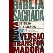BÍblia NVT - Tipos de Letras
