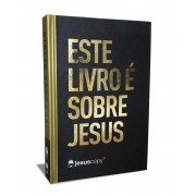 Bíblia JesusCopy -  Este livro é sobre Jesus - NVT