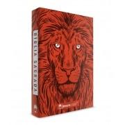 Bíblia Jesuscopy Leão Vermelho - Capa mole
