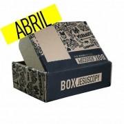 Box dos meses anteriores - ABRIL 2017