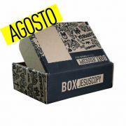 Box dos meses anteriores - AGOSTO 2018