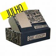 Box dos meses anteriores - JULHO 2018