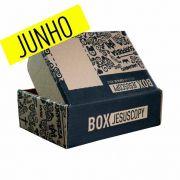 Box dos meses anteriores - JUNHO 2018