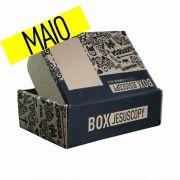 Box dos meses anteriores - MAIO