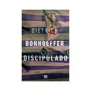 Livro Discipulado - Dietrich Bonhoeffer