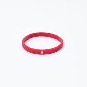 Pulseira Fina - Vermelha