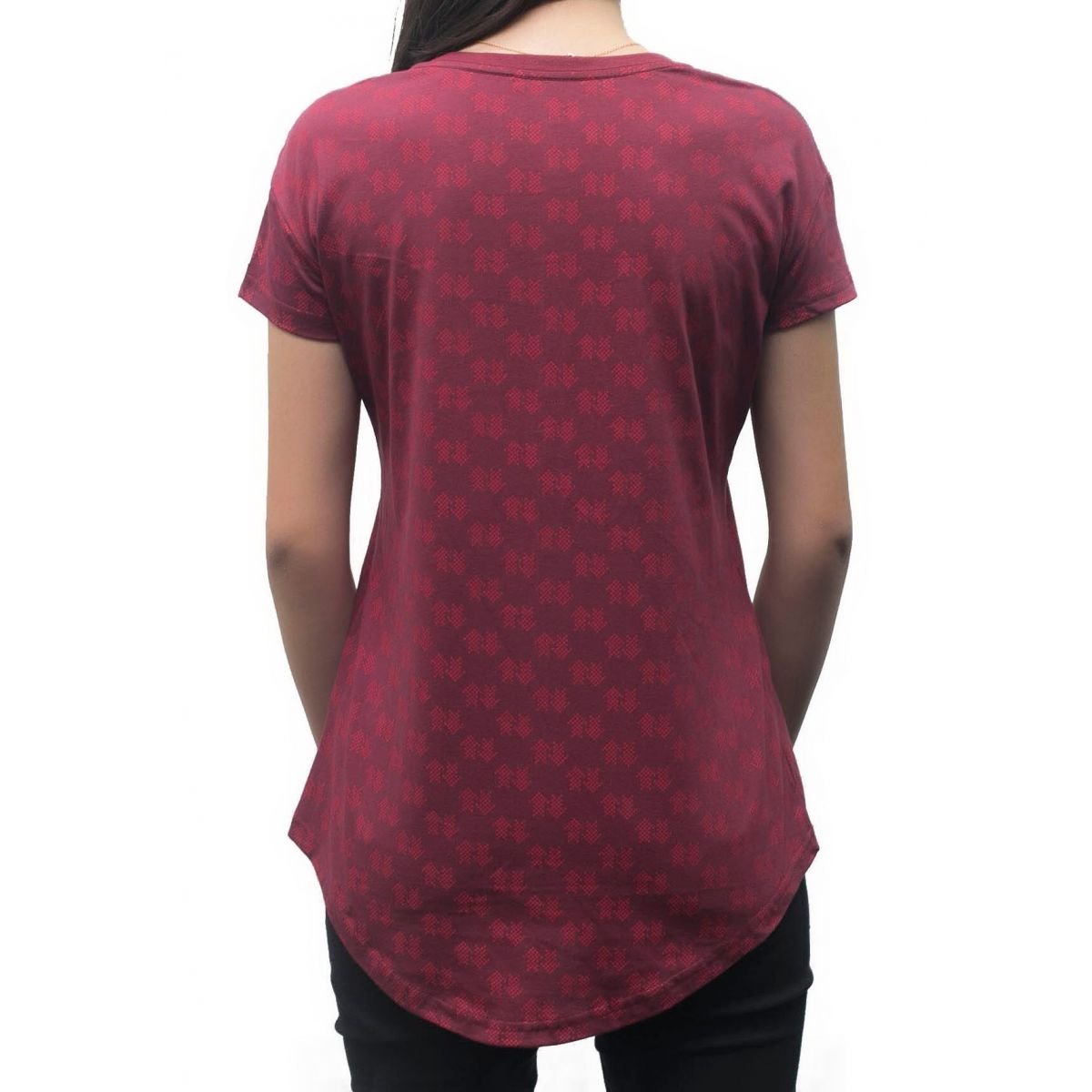 Camiseta  Upside Down Kingdom Feminina - #REINODEPONTACABEÇA  - Jesuscopy