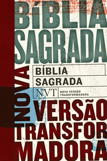 Bíblia Tipos de Letras - NVT   - Jesuscopy