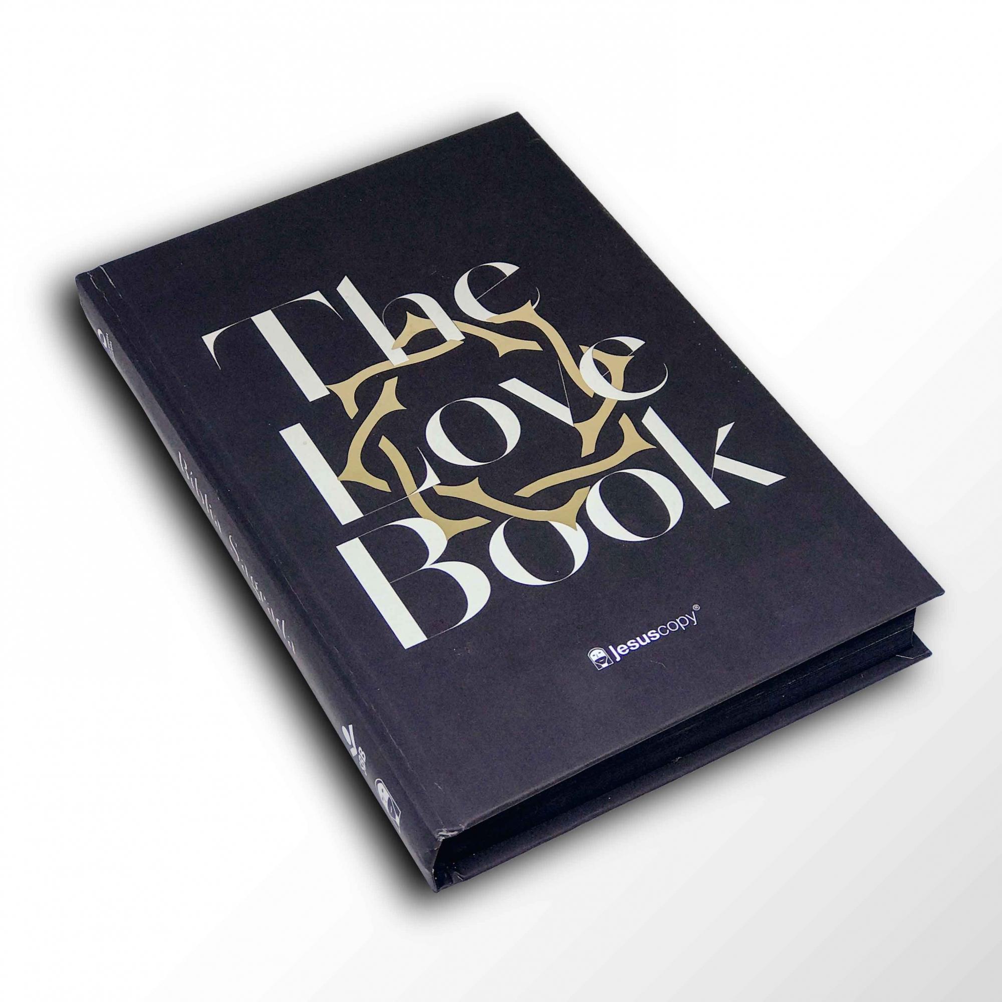 Bíblia Love Book Coroa (Livro do Amor) - NAA