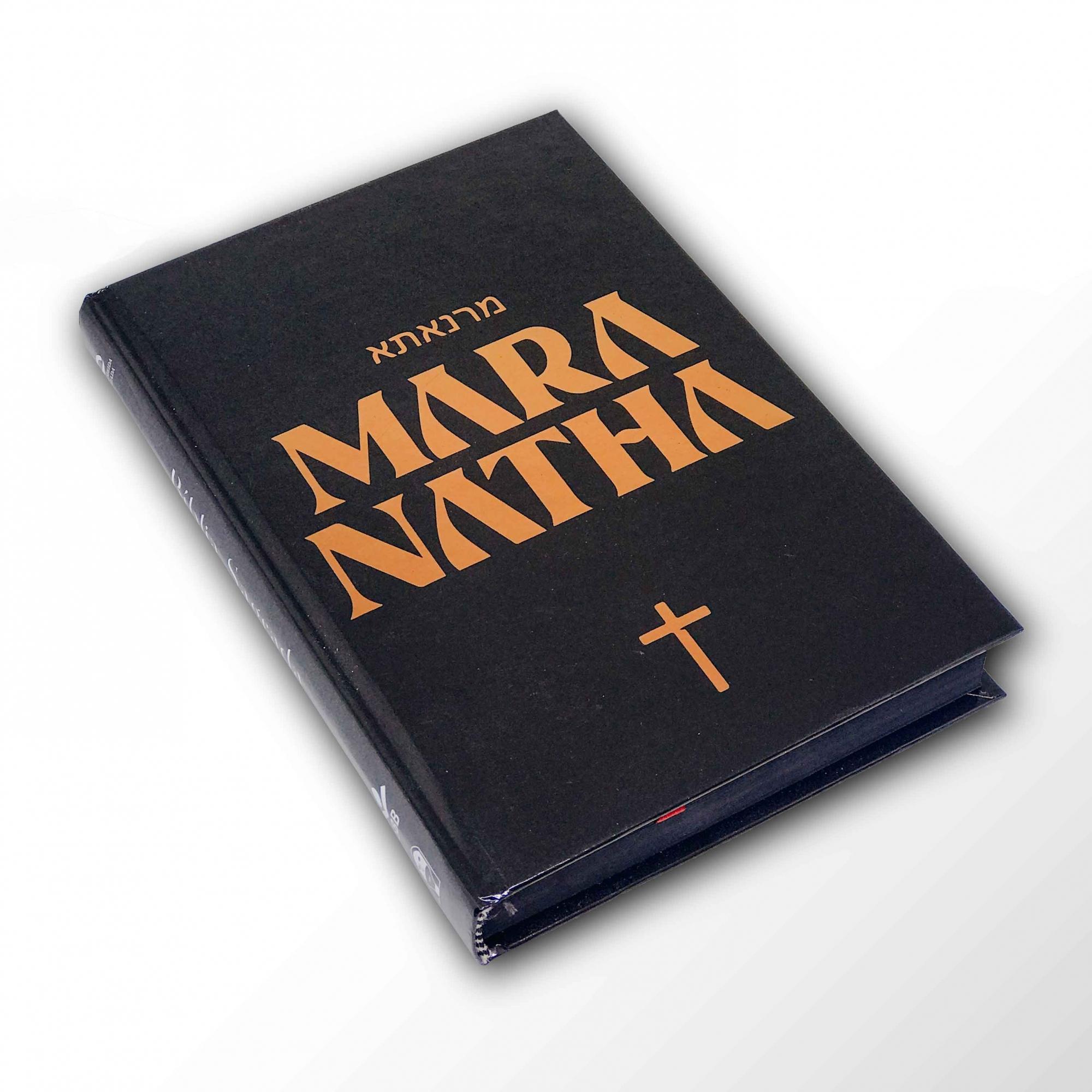 Bíblia Maranatha - NAA