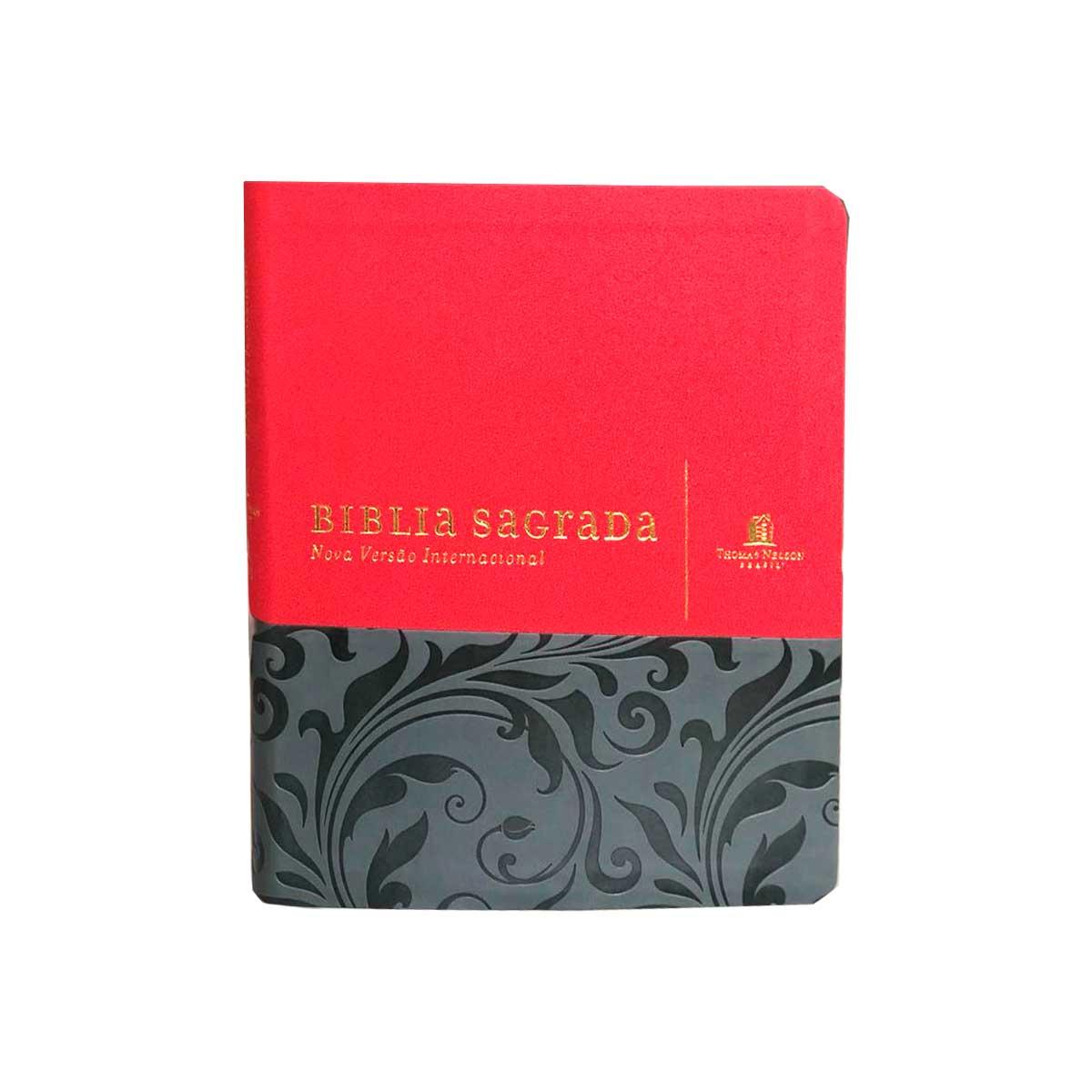 Bíblia NVI - Vermelha  - Jesuscopy