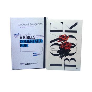 COMBO BÍBLIA COMENTADA - Frete Grátis