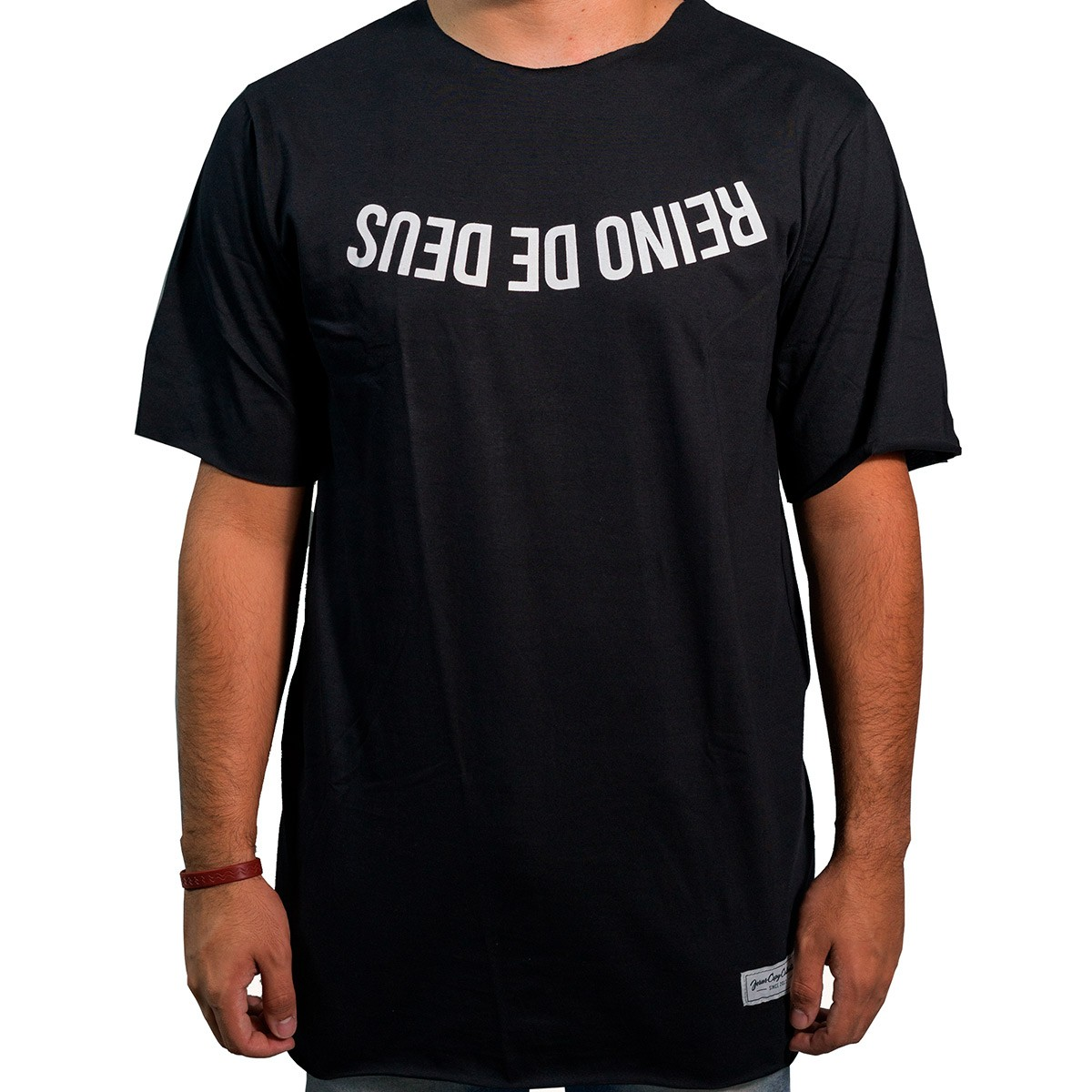 Camiseta Reino de Deus Masc.  - Jesuscopy
