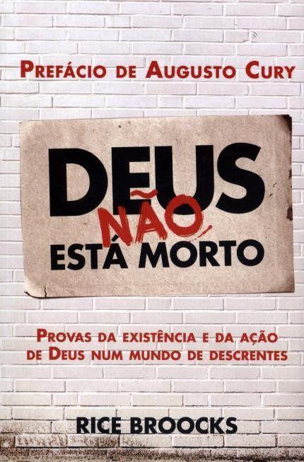 DEUS NÃO ESTÁ MORTO  - Jesuscopy