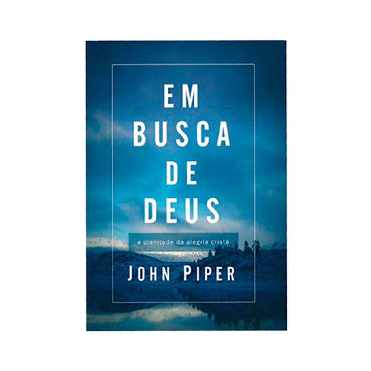 Livro Em Busca de Deus  - Jesuscopy