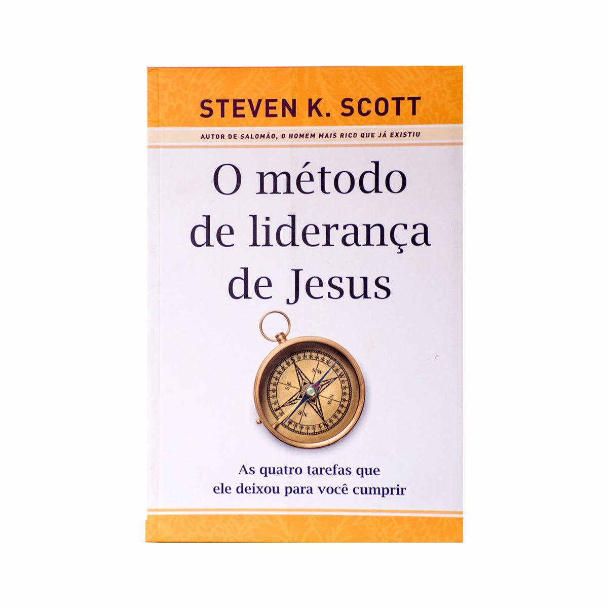 O Método de Liderança de Jesus  - Jesuscopy