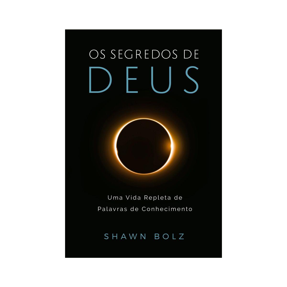 Os Segredos de Deus   - Jesuscopy