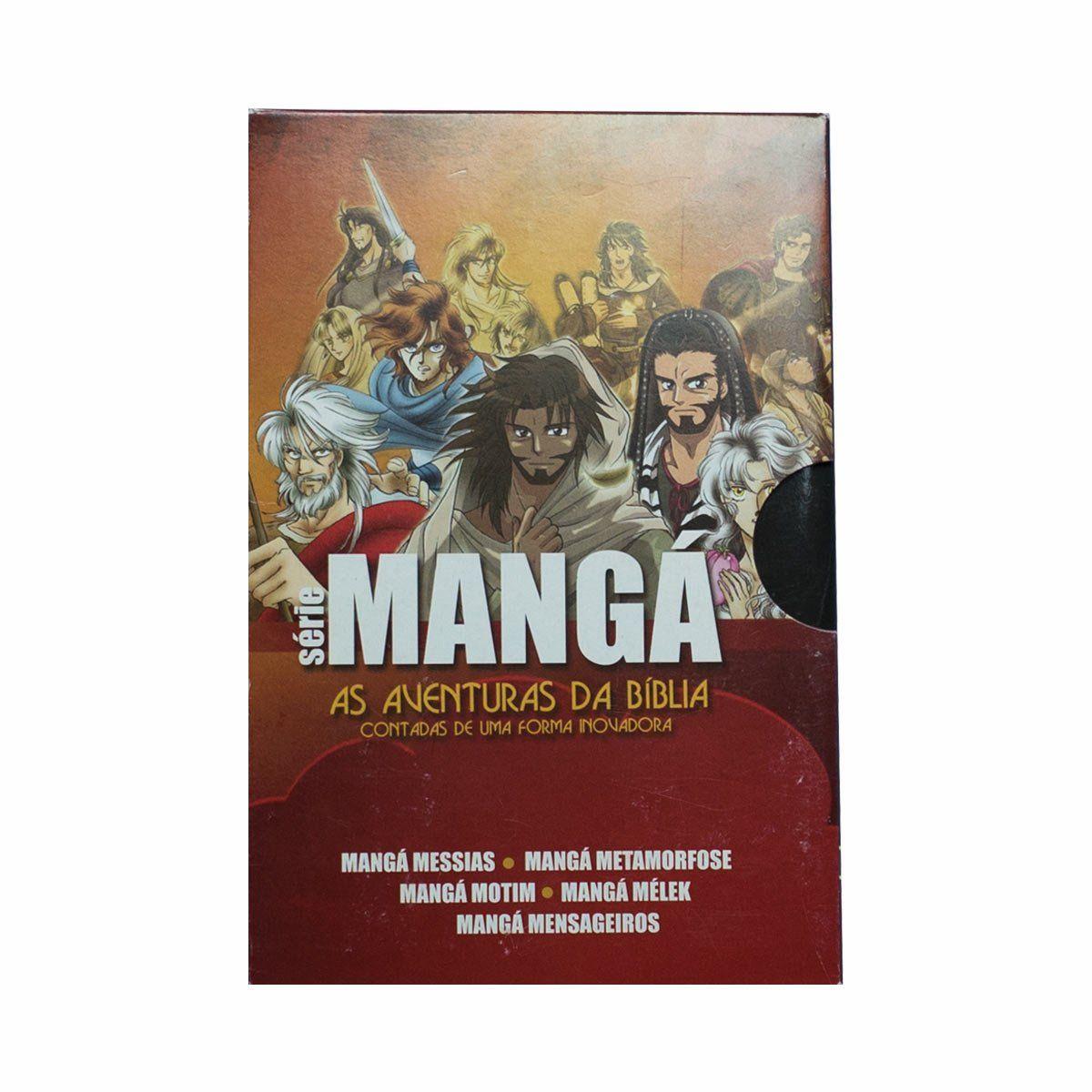 Serie Mangá  - Jesuscopy