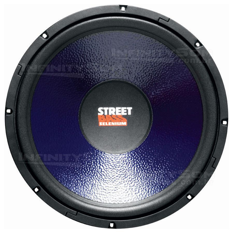 Selenium Subwoofer Street Bass 15W1A 15 300W