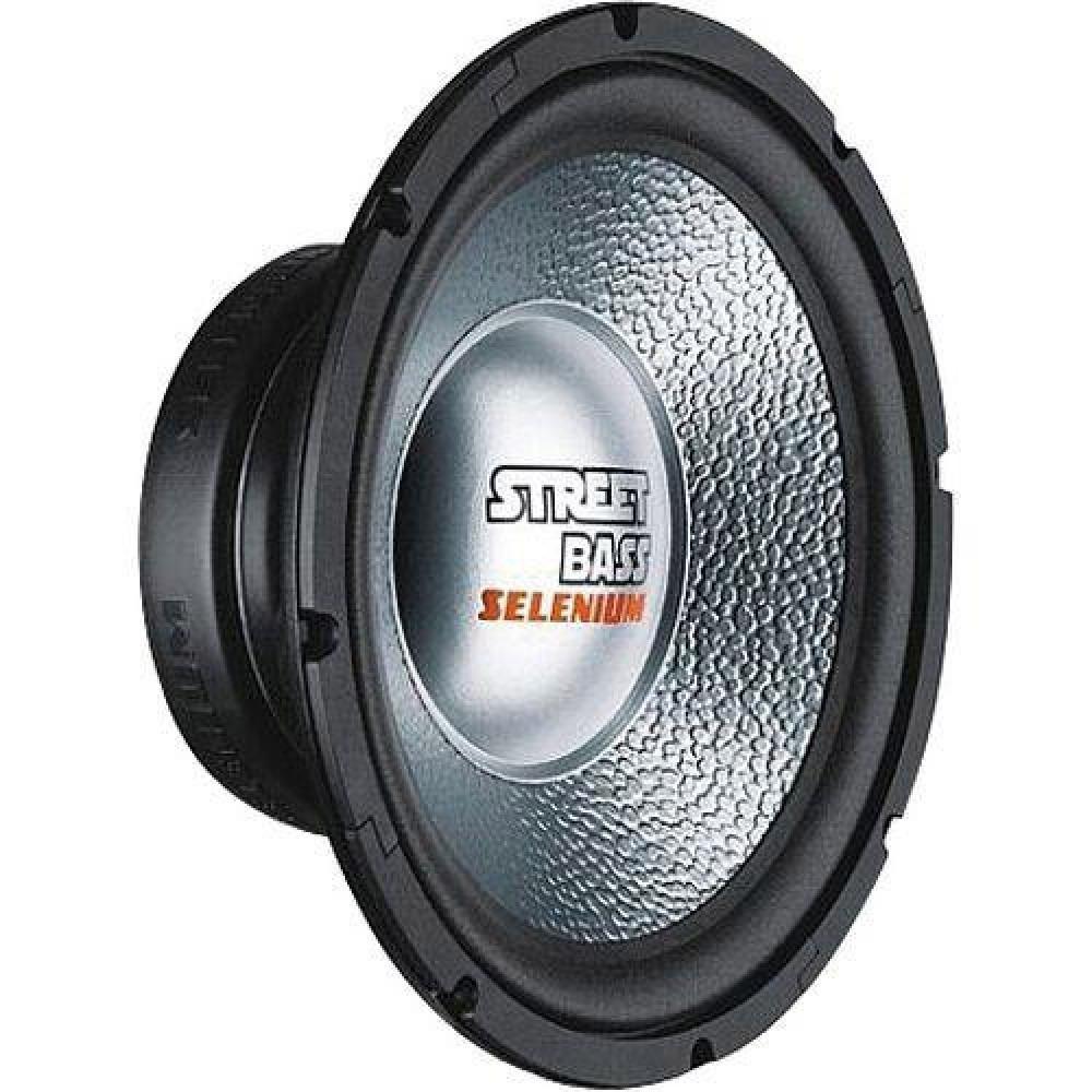 Alto Falante Selenium Street Bass Onix 12w2a 12 250w Rms