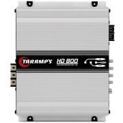 Módulo Taramps HD 800D 800W RMS 1 Canal E 1 Ohm Amplificado