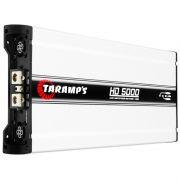 Módulo Amplificador Digital Taramps HD-5000 - 1 Canal - 5997 Watts RMS- 1 Ohm