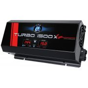 Fonte Carregador Bateria Digital Jfa Turbo 1500 150a Bivolt
