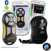 Controle Longa Distância Jfa Smart Control Smartphone Bluetooth Amarelo