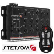 Mesa Crossover Stetsom STX104+Controle Longa Distância SX-2 500m Preto