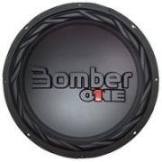 Alto Falante Bomber Sw8bo150-b4 Subwoofer One 8 150w Rms 4r