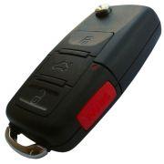 Chave Canivete Original Volkswagen Bora C/ Telecomando Vw