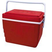 Caixa Térmica 15 Litros Obba Ice Vermelha